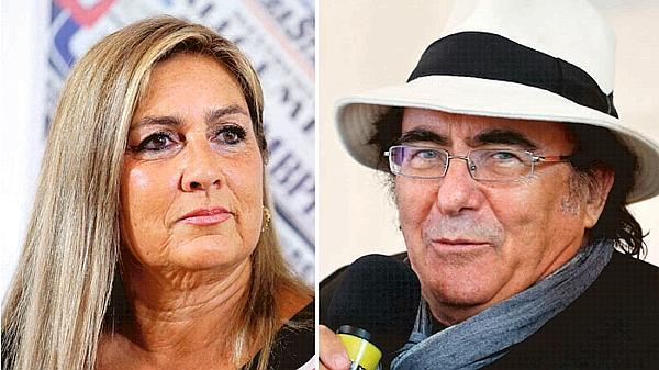 schlagerstars al bano und romina power vers hnen sich. Black Bedroom Furniture Sets. Home Design Ideas