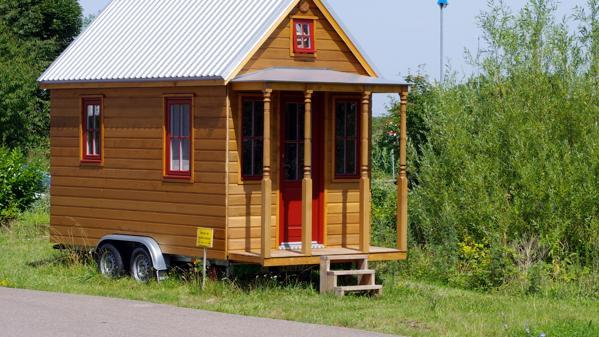 tiny houses in deutschland eigenheim auf r dern. Black Bedroom Furniture Sets. Home Design Ideas