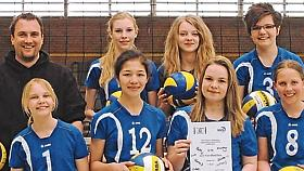Volleyball U16 SV Nordenham